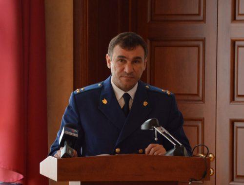 Бывший зампрокурора Чеченской Республики возглавил прокуратуру ЕАО