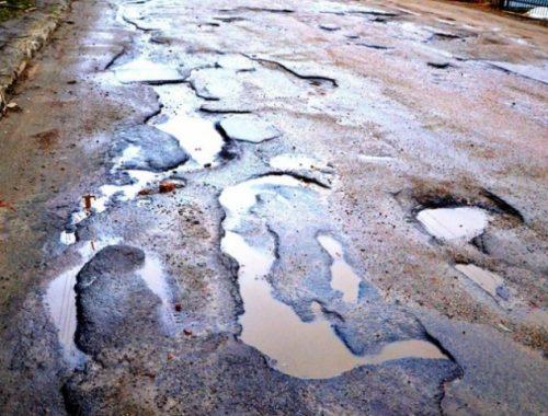 Главе Амурзета грозит штраф за разбитые дороги