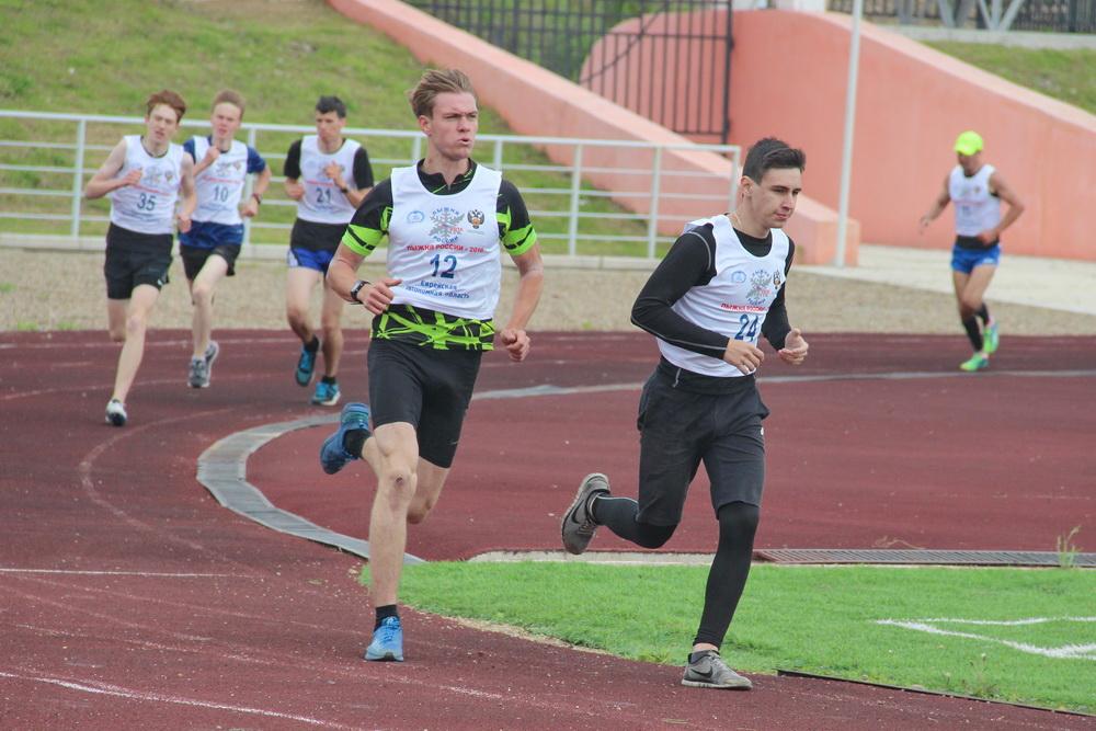 Биробиджанцы присоединились к Всероссийскому олимпийскому дню