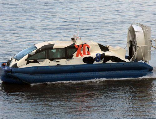 Управление МЧС ЕАО получит три судна на воздушной подушке в текущем году