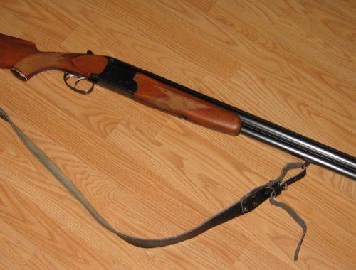 Оружие, порох и патроны изъяли полицейские у жителей ЕАО