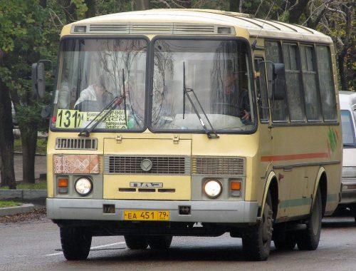 Автобусный парк ЕАО нуждается в обновлении