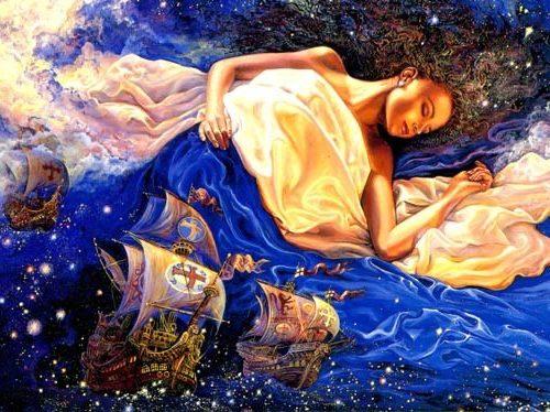Рыбок, еду, золотую цепочку и расставание с любимым видят во сне жители ЕАО