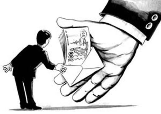 Коррупция нанесла РФ ущерб на 130 млрд рублей