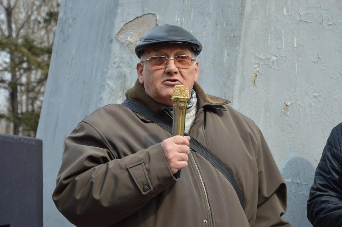 Соболезнования родным и близким Сергея Сухоплещенко