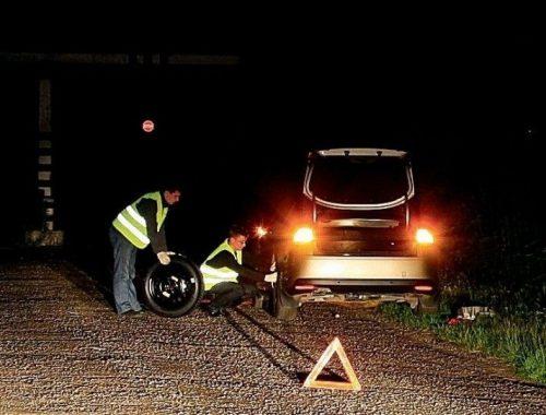Водителей обяжут носить светоотражающую одежду