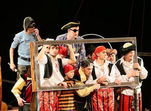 Биробиджанский театр отправится на гастроли