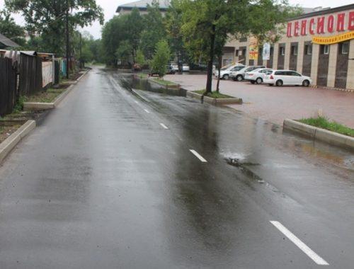 Биробиджан улучшил свои позиции в дорожном рейтинге ОНФ