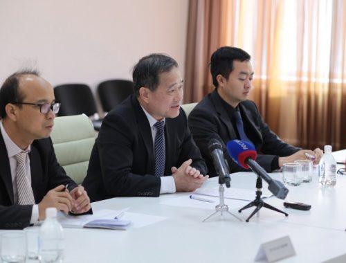 ЕАО впервые посетила делегация из Вьетнама