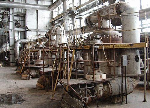 На Биробиджанской ТЭЦ ремонтируют котел № 8