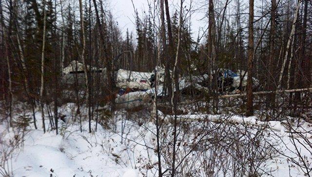 Две версии крушения самолета L-410 отрабатывает следствие