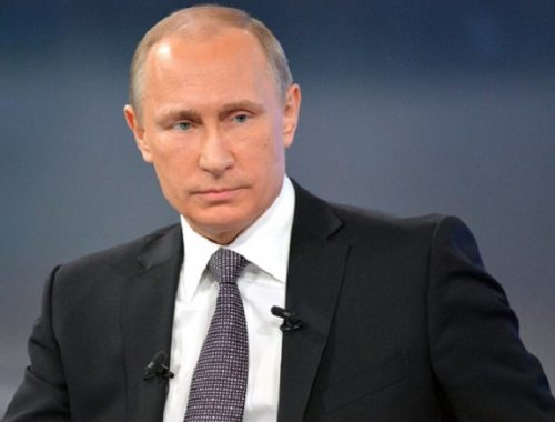 Путин поручил готовиться к возможному наращиванию объемов военной продукции