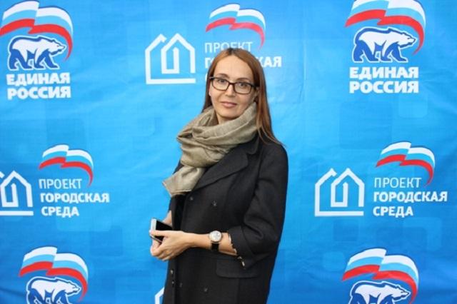 Пафос Натальи Баженовой и «Комфортная городская среда»