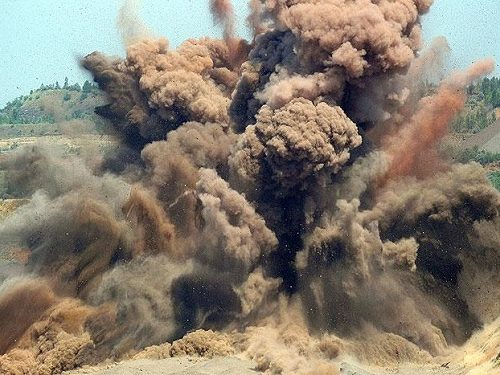 Рядом с Биробиджаном будут проводить буровзрывные работы