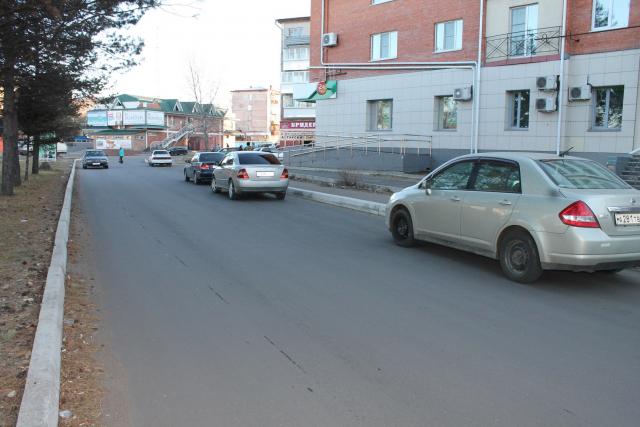 Активисты ОНФ проверили отремонтированные участки дорог в Биробиджане