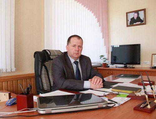 Глава Биробиджанского района Евгений Кочмар уходит в отставку