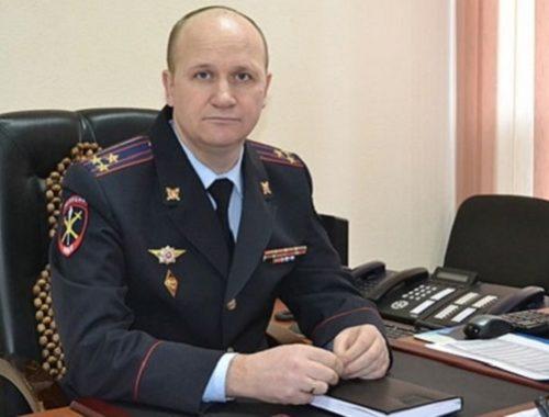Новым начальником областного УМВД назначен барнаулец Александр Добровольский