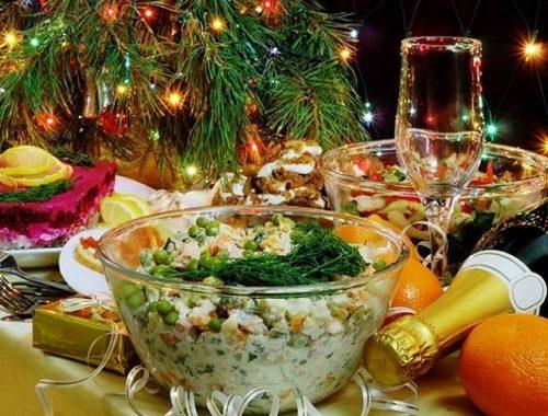Яндекс узнал, что готовят для новогоднего стола россияне