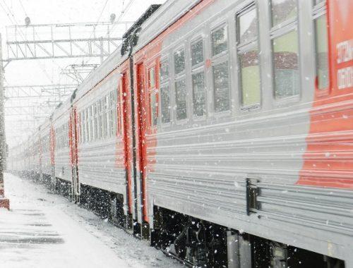 Новый поезд соединит Сибирь и Дальний Восток в декабре