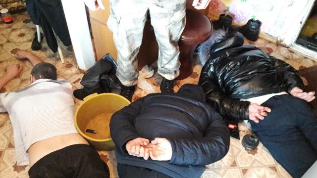 В Биробиджане пресечена деятельность наркопритона