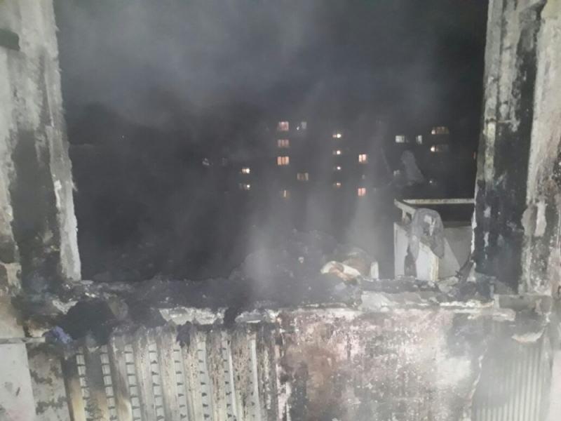 Взрыв газа произошел в многоквартирном доме в ЕАО