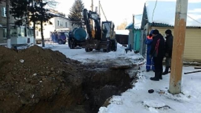 Завершены аварийно-восстановительные работы теплоцентрали в селе Валдгейм