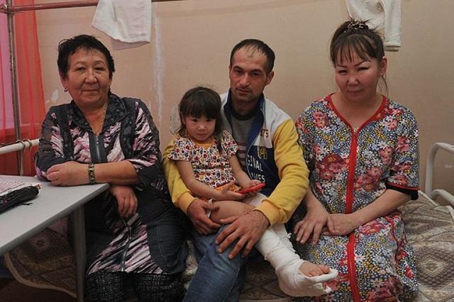 Девочку, выжившую в авиакатастрофе под Хабаровском, выписали из больницы