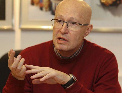 Валерий Соловей: «Нас ждёт сталинская модернизация в вегетарианской версии»