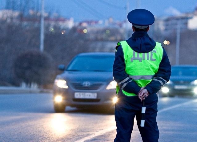 В ГИБДД сократят 10 тысяч должностей