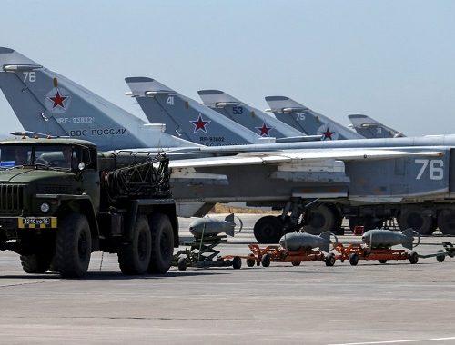 Боевики обстреляли российскую авиабазу в Сирии: уничтожено 7 самолетов