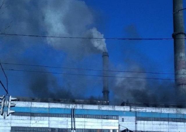 Страшно подумать, что происходит внутри Биробиджанской ТЭЦ