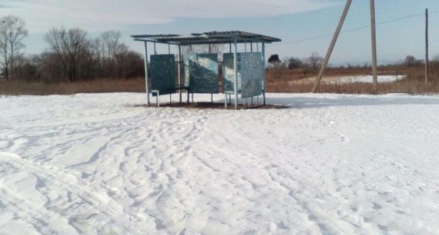 Жители Октябрьского района ЕАО оказались полностью отрезаны от областного центра