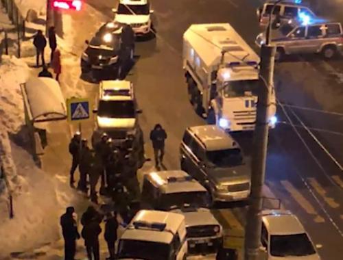 Пьяный дебошир устроил стрельбу в одном из домов в Казани