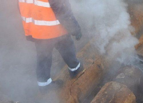 Несколько коммунальных аварий произошло в Биробиджане