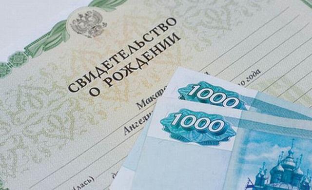 Семьи в ЕАО начали получать ежемесячные выплаты на первенца