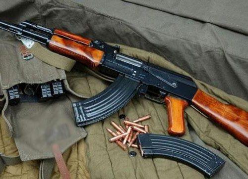 Пулемет Калашникова пытались отправить «Почтой России»