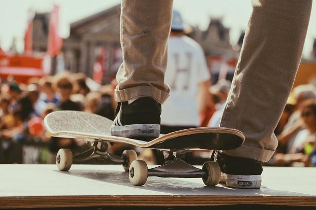 Биробиджанская молодежь предлагает построить в городе скейт-парк