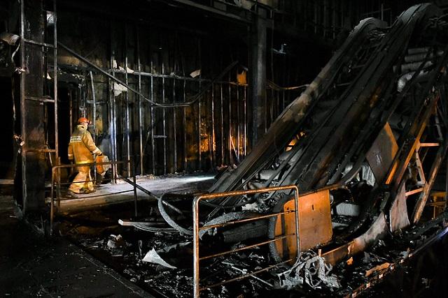 Пятерым задержанным по делу о пожаре в Кемерове предъявили обвинения