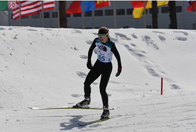 Уроженка Биробиджана Екатерина Румянцева стала двукратной чемпионкой Паралимпиады в Пхенчхане