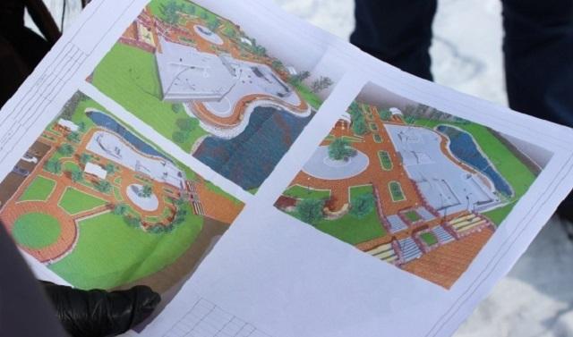 Биробиджанцам предстоит выбрать территорию, которая будет обустроена в этом году в областном центре