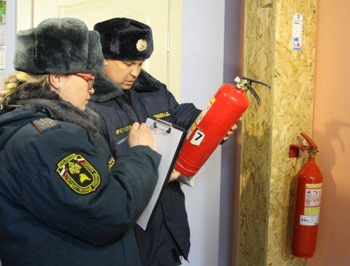 Нарушения пожарной безопасности были обнаружены в местах массового скопления людей в ЕАО