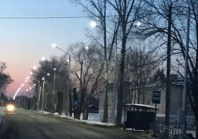 В Валдгейме зажгутся фонари и появятся тротуары