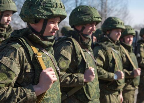 Путин подписал указ о призыве граждан на военные сборы