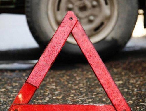 Три водителя оставили место ДТП за выходные в ЕАО