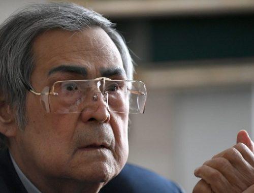 Губернатор Кемеровской области Аман Тулеев ушел в отставку