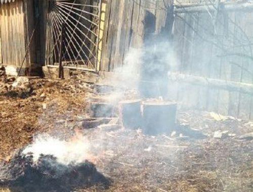 В Еврейской автономии выявлен первый поджигатель