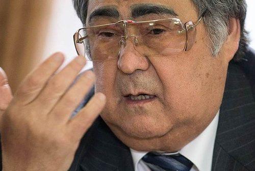 Аман Тулеев избран председателем парламента Кузбасса
