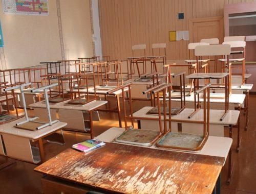 Одну из школ Биробиджана закрыли на карантин