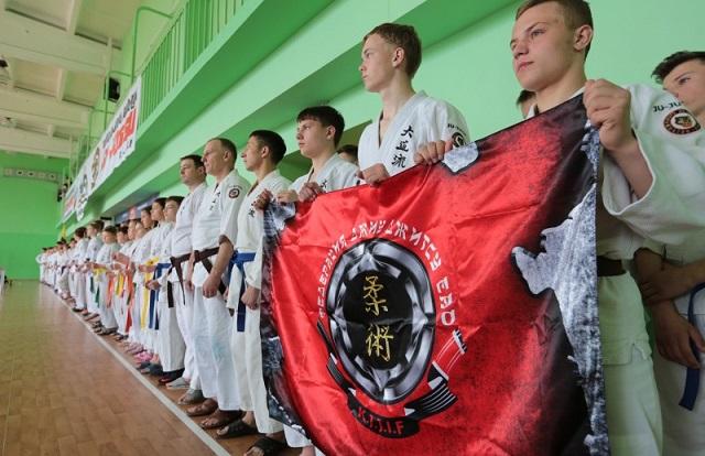 В ЕАО проходит чемпионат и первенство ДФО по джиу-джитсу
