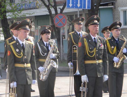 Парад войск и техники пройдет 9 мая в ЕАО